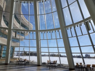 First Nations University Regina, Atrium