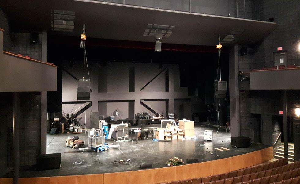 E.A. Rawlinson Theatre